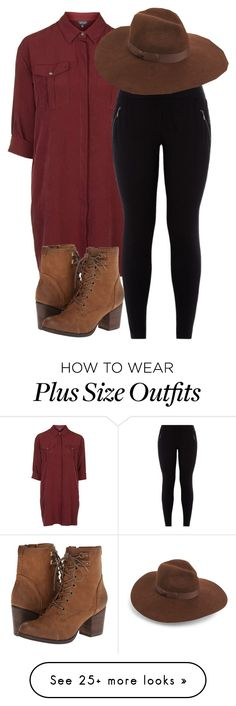 """Untitled #248"" by emilyy-ann on Polyvore featuring Topshop, Madden Girl and Lack of Color"
