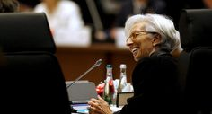 Lagarde's Term as IMF Chief to Be Extended for Five Years on Friday