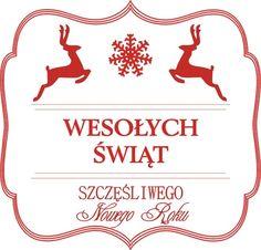 Etykieta Wesołych Świąt