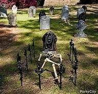 scary halloween decorating ideas for outside bing images