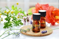 How to Make Essential Oils - requires cooking herb in olive oil
