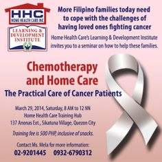 Feature news luzon quezon city philippines how should members of home health cares learning and development institute invites you to a seminar on how to help stopboris Images
