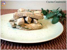 Filetti di arista in padella ricetta secondi di carne