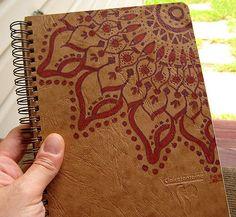 Art Journal Ideas | Mandala Art by Stephanie Smith: Inspiring Mandalas Designs in ...