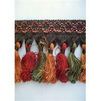 Mondovi Harvest Tassel Fringe