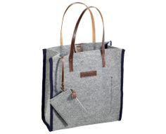 Mosley Wool Shopping Bag - Timberland