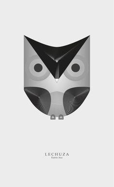 Diseño Katrin Anz. Lechuza!