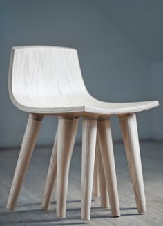 adorable Sepii #chair by Kristian Lindhardt Nørhave