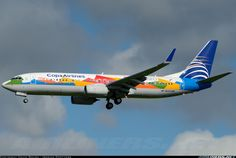 * Copa Airlines (2)