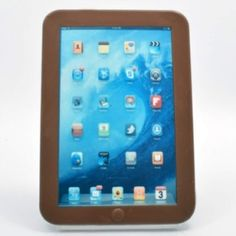 The Edible Milk Chocolate iPad is the perfect sweet treat for anyone addicted to their iPad or tablet computer.
