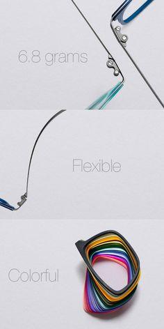 1b36365314 MODO Paper-Thin Titanium Eyewear Optician