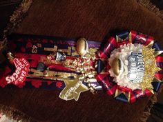 Custom garter
