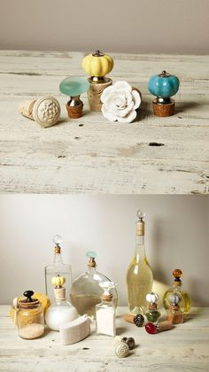 DIY Bottle Stoppers | The Home Depot Community