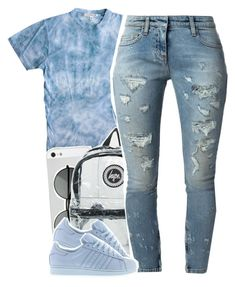 6 - 29 -15 | by mindlesslyamazing-143 on Polyvore featuring polyvore, fashion, style, Sophomore, Faith Connexion, Hype and adidas