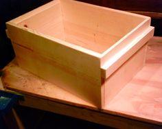 DIY beehives
