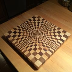 Woodworking Projects Diy, Woodworking Furniture, Wood Projects, End Grain Cutting Board, Cutting Boards, Chopping Boards, Hobby Shop, Wooden Decor, Marquetry