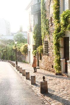 Montmartre by Liivia