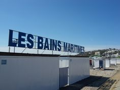 Les Bains Maritimes par Lili's Polishes Station Balnéaire, Le Havre, Paris, France, Inspiration, The Beach, Biblical Inspiration, Montmartre Paris, Paris France