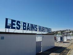 Les Bains Maritimes par Lili's Polishes Station Balnéaire, Le Havre, Paris, France, Inspiration, Normandie, The Beach, Biblical Inspiration, Montmartre Paris