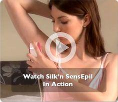 SensEpil for permanent hair removal $499 http://www.silkn.com/sensepil/ #SilknHoliday #SilknHoliday