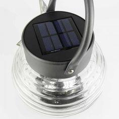 Globe 365 Solar Powered Lantern Solar Garden Lanterns, Solar Powered Lanterns, Solar Lights, Smart Auto, Smart Garden, Faceted Glass, Solar Energy, Solar Panels, Globe