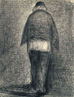 Georges Seurat (1859-1891) | A pas tremblants | Christie's