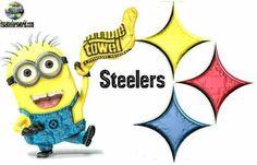 Steelers Minion