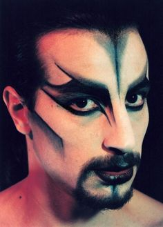 devil makeup - Google Search                                                                                                                                                                                 Más