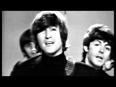 On this day, April 13 the Beatles record Help! at Abbey Road Studios....The Beatles Help! (Original 1965 Promotional Video)