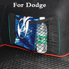 Car styling ABS Auto Interior Accessories Carrying Bag for Dodge Avenger Caliber Challenger Charger Dart Durango