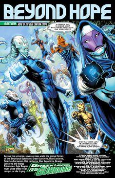Blue Lanterns!