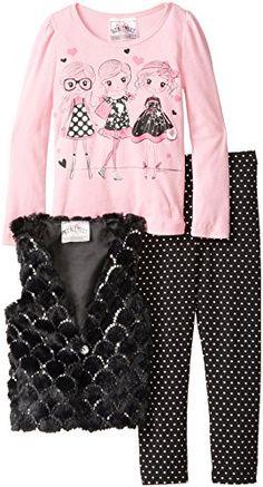 Beautees Little Girls' Sequin Fur Vest Leg Set, Black, 4 Beautees http://www.amazon.com/dp/B00NL0FBGE/ref=cm_sw_r_pi_dp_c2OGub1RKVSSF