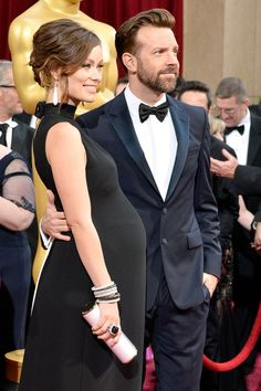 Pin for Later: Olivia Wilde and Jason Sudeikis Are New Parents!