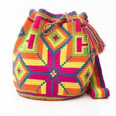 WAYUU TRIBE | Handmade Wayuu Mochilas Boho Bags | Crochet Patterns