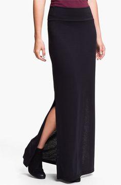 Lily White Maxi Skirt (Juniors)     $28.00