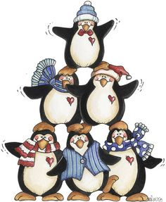 "Laurie Furnell - lots of ""Penguins"""