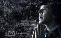 Benedict Cumberbatch alias Sherlock