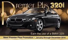 Mary Kay now offering BMW 320i as the 2014 Premiere Plus car option. Amazing incentive!
