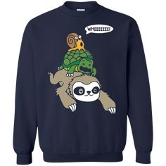 Light Orange Sloth Talking It Slow Today Tshirt Sweatshirt Design Tee Shirt