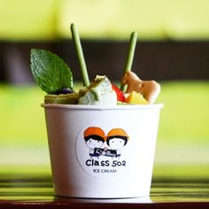 The famous Thai rolled ice cream arrives to Houston thanks to Class 502 Creamery.