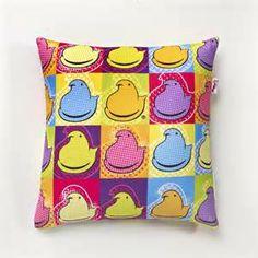 Peeps pillow #ExpressYourPeepsonality