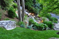 Backyard waterfalls-2