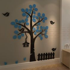 Do you have an empty wall in your lounge or entrance? Do you wish to decorate it with beautiful and affordable modern patterns? Then this product is just for you! We have Acrylic Three Dimensional wall stickers that look beautiful on an empty wall. It comes in different patterns and design and are made of acrylic material. The 3D effect gives it more dimension and looks amazing. You can also use it at your office and make your own wall logo with it! Amazing is it? Decorate your interior in a…