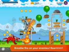 Cycleplay   Mad Dragon Available free on iOS and Android