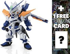MBFP03secondL Gundam Astray Blue Frame Second L Gundam x NXEDGESTYLE Action Figure Series  1 FREE Official Japanese Gundam Trading Card Bundle NX0013 ** Check out the image by visiting the link.
