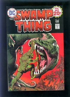 from $0.99 - Swamp Thing 12 Nm 9.2  Large Scan  Wrightson Art!!!