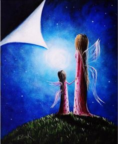 Shawna Erback - A Fairys Child