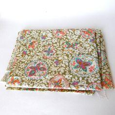 Love this fabric!!