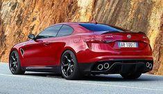 Alfa Romeo Coupé Render