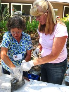 Hypertufa Q & A | Flea Market Gardening